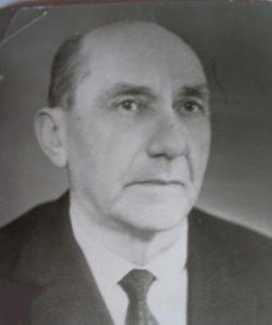 Профессор Халецкий А.М.
