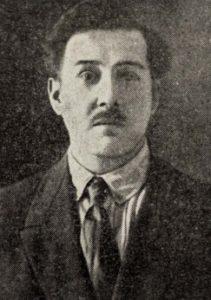 CEРГЕЕВ Александр Павлович (1881-1928) доктор медицинских наук (1923), профессор (1923), заведующий кафедрой социальной и экспериментальной гигиены (1923-1928), директор АГМИ (1924-1926)