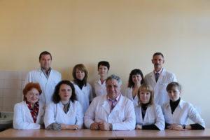Коллектив кафедры общей гигиены 2014