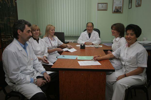 Кафедра неонатологии в 2008 г.