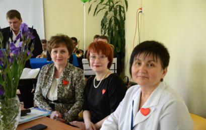 Заседание Астраханского регионального отделения Союза педиатров России