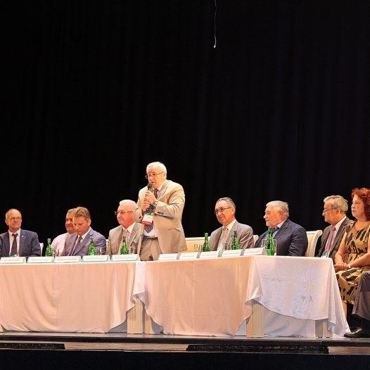Состоялось открытие юбилейного 25-го Всероссийского Съезда колопроктологов