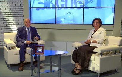 20 сентября на канале «Астрахань 24» вышла в эфир передача «Эксперт», посвященная теме допинга. Экспертом выступила наша коллега – Дина Максимовна Никулина
