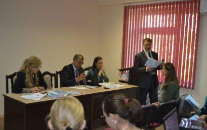 В Астраханском ГМУ состоялся Обучающий семинар для центров поддержки технологий и инноваций Российской Федерации