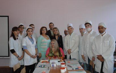 7 и 8 октября на кафедре терапевтической стоматологии Астраханского ГМУ состоялся ряд мероприятий в рамках международной конференции Прикаспийских государств «Актуальные вопросы современной медицины»