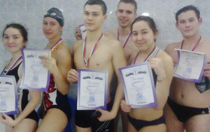 Открытое первенство по плаванию среди студентов Астраханского ГМУ
