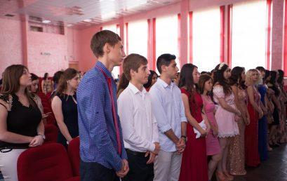 Выпуск факультетов менеджмента, высшего сестринского и среднего медицинского образования