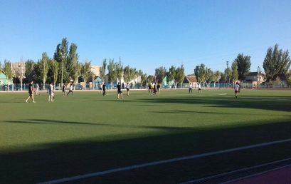 Футбольный вечер первокурсников