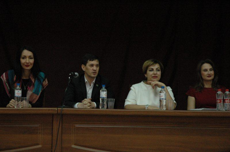 Второй секретарь Консульства Туркменистана посетил Астраханский ГМУ