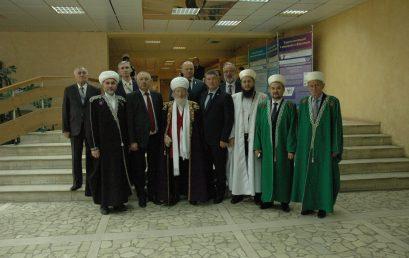 Визит председателя Центрального духовного управления мусульман