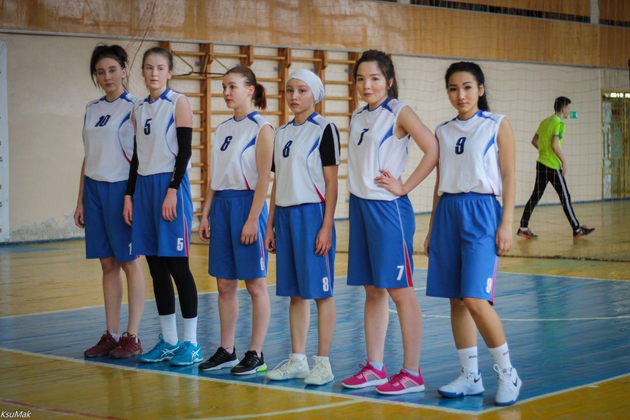 Турнир по баскетболу среди женских команд, посвященный 300-летию Астраханской губернии и Дню Российского студенчества