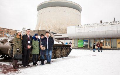 В Волгограде прошёл первый студенческий форум, посвященный юбилею Сталинградской битвы