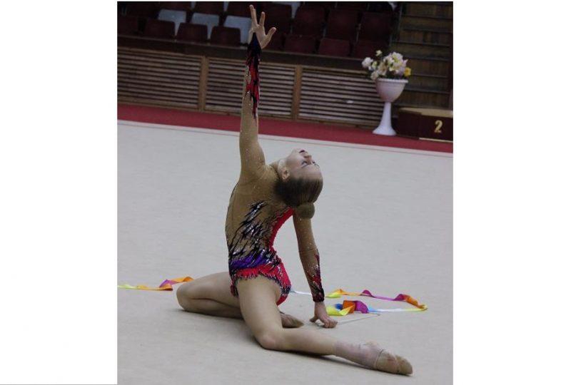 Чемпионат Астраханской области по художественной гимнастике
