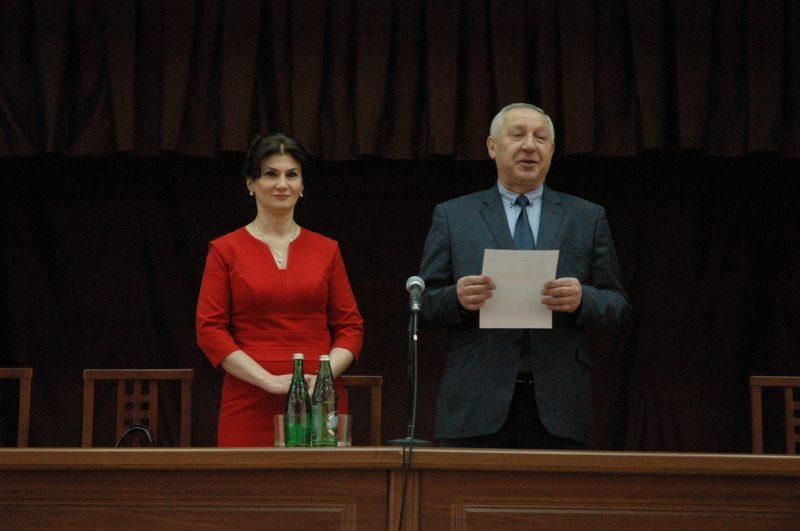 Встреча с Мехрибан Садыковой