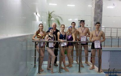 Кубок Астраханского ГМУ по плаванию