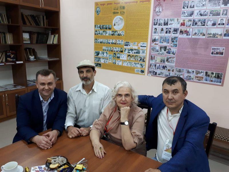 Центр истории Астраханского ГМУ встречает гостей