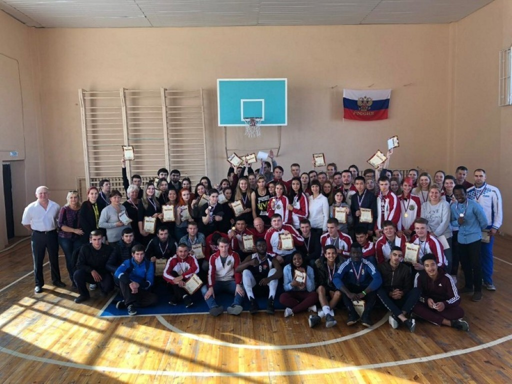 Спортивные соревнования к 100-летию Астраханского ГМУ