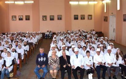 100-летию Астраханского ГМУ посвящается