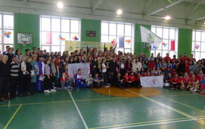 Фестиваль спорта в Волгограде