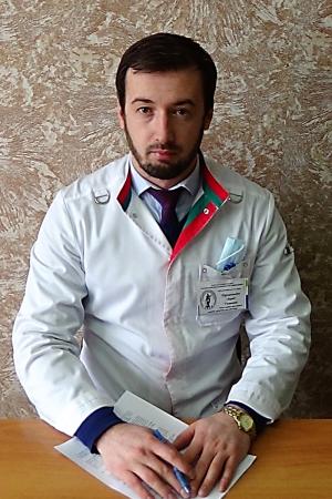 Нурмагомедов Ахмед Гусенович