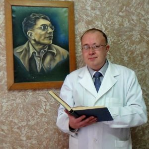 Паршин Дмитрий Сергеевич