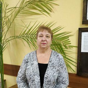Романенко Валентина Ивановна