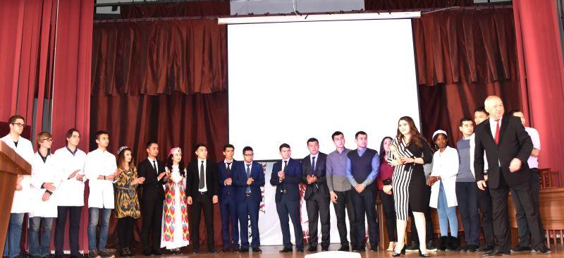Заключительный день первой Международной Олимпиады для студентов медицинских вузов России и Узбекистана