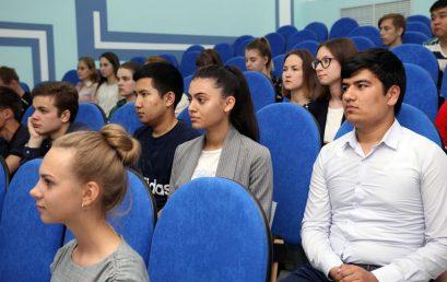 Слушатель группы  подготовительного отделения Астраханского ГМУ подтвердил свое знание русского языка