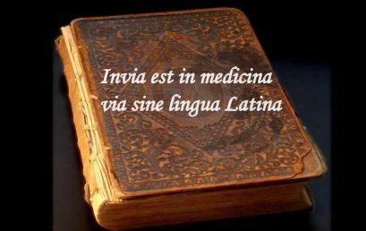 2-ой тур Олимпиады по латинскому языку