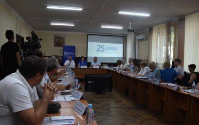 В Астраханском ГМУ состоялось обсуждение вопросов кадрового обеспечения медицинской помощи