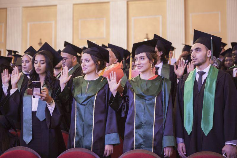 Выпуск студентов ФИС – 2019!