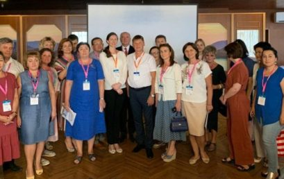 Акушеры-гинекологи и  перинатологи Астраханского ГМУ представили университет на конференции в Сочи