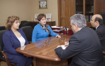 Исполняющий обязанности Генерального консула Исламской республики Иран в г. Астрахани посетил Астраханский ГМУ
