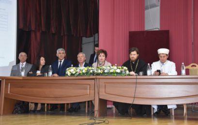Всероссийский форум «Медицинская этика и культура. Общество и толерантность»