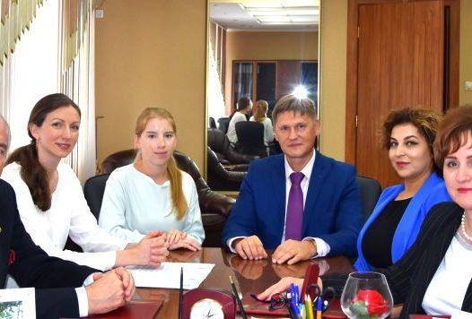 Подписано соглашение о сотрудничествеАстраханского ГМУ с университетом Нови-Сад