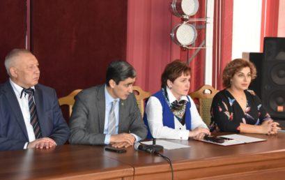 Различные формы взаимодействия в сотрудничестве с Туркменистаном