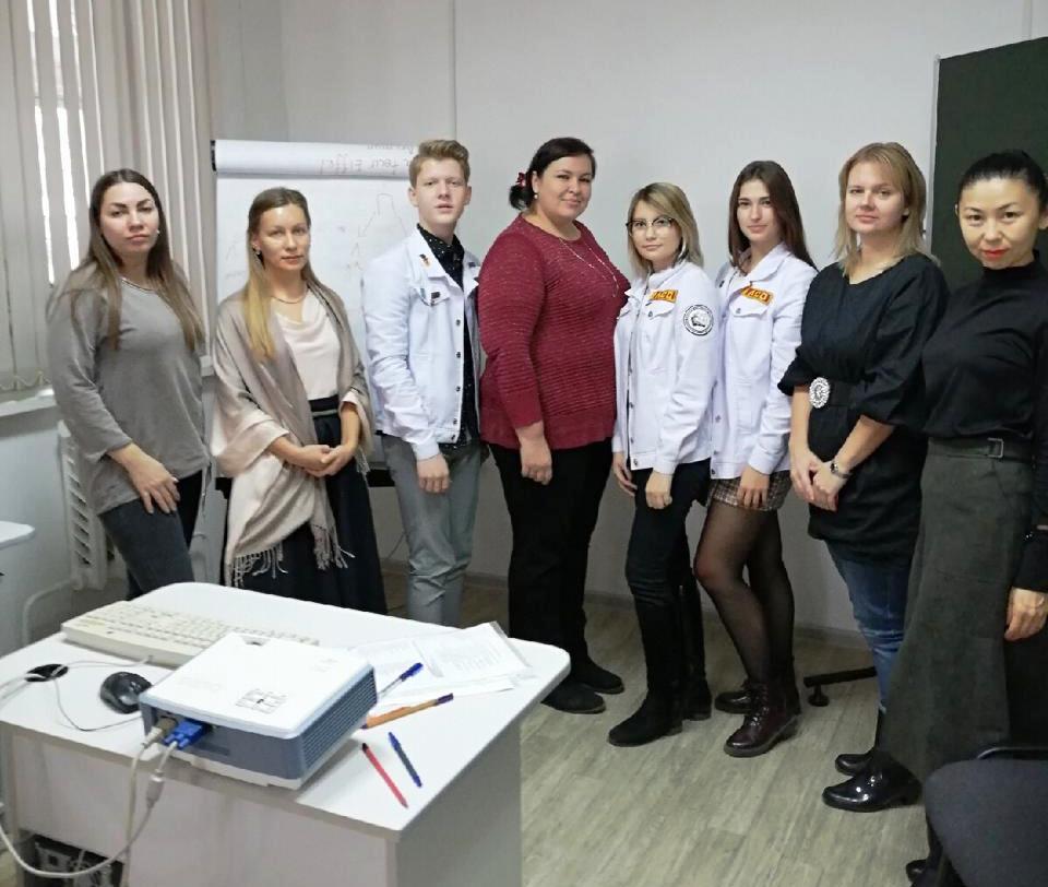 Обучающие семинары в помощь студенчеству