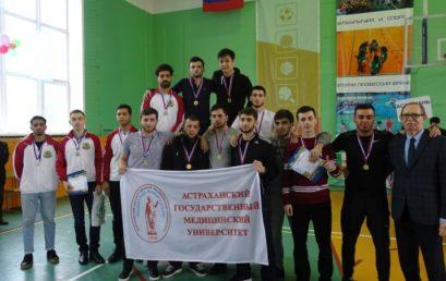 Спортивные соревновния в Волгограде