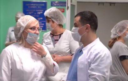 Вклад  Астраханского ГМУ в организацию провизорного госпиталя в Астрахани