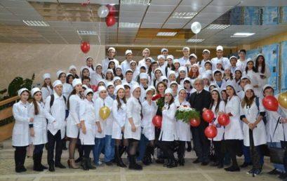 49 выпуск врачей-педиатров