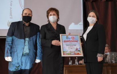 На Ученом совете вручили заслуженные награды и грамоты!