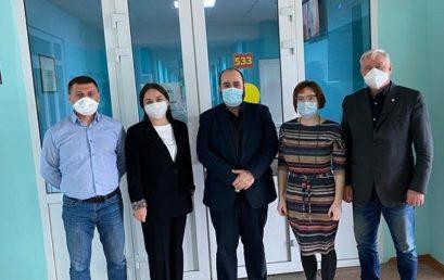 Рабочая встреча в мультипрофильном аккредитационно-симуляционном центре