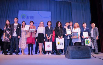 Команда КВН Астраханского ГМУ в тройке победителей полуфинала Студенческой лиги