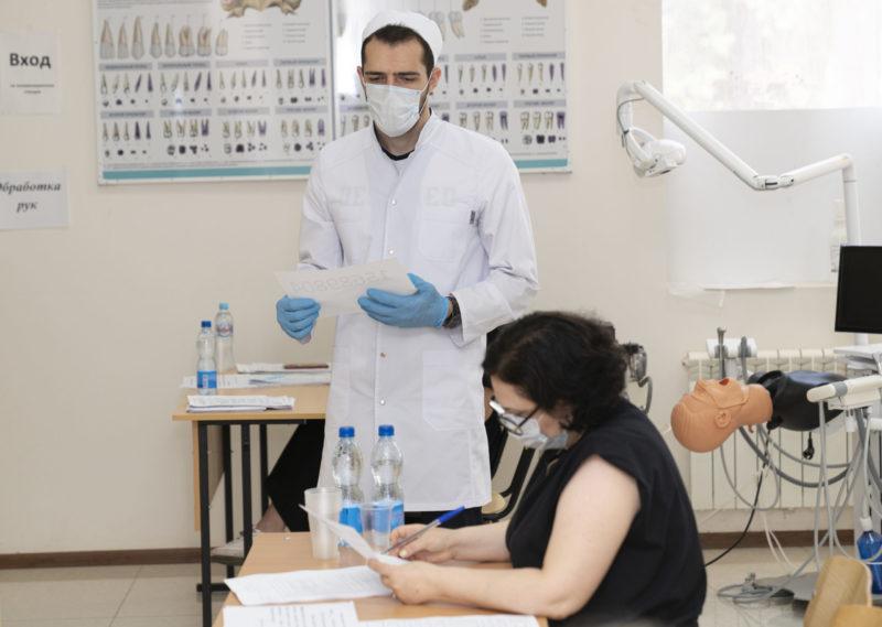 Первичная аккредитация специалиста в Астраханском ГМУ