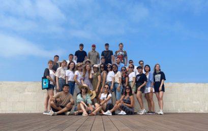Крымские каникулы студентов Астраханского ГМУ