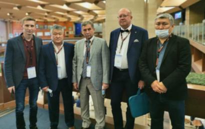 Сотрудники Астраханского ГМУ поделились опытом с коллегами из других регионов