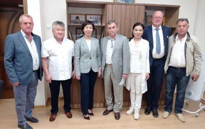 Соглашение о сотрудничестве с Республикой Калмыкией- первые результаты