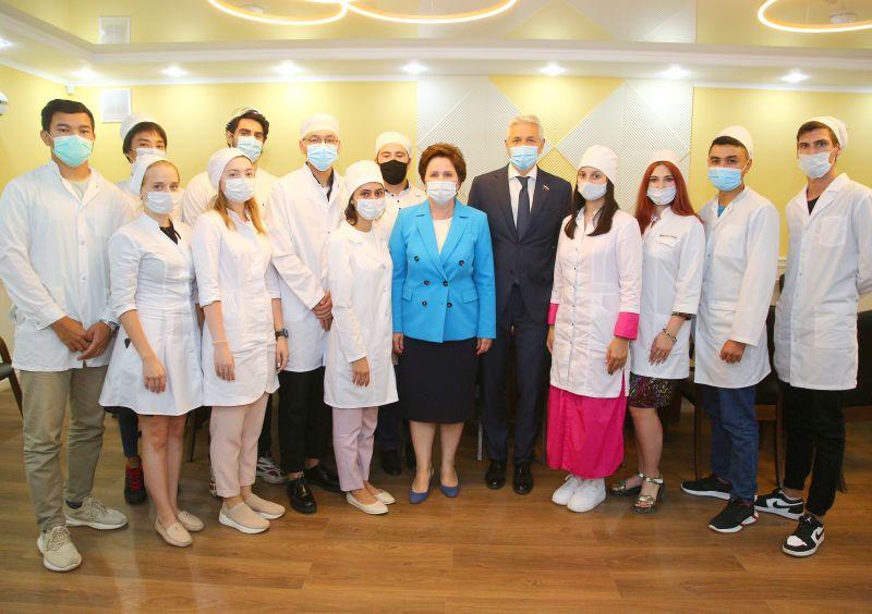 Лучшие предложения будущих врачей будут учтены при подготовке Программы стратегического развития Астраханского ГМУ
