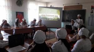 Встреча с Н.Н. Лычмановой